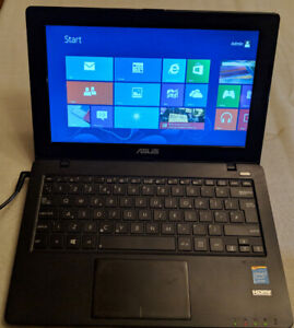 ASUS Windows 8 64-bit Notepad 2048MB RAM, HDD 190GB (Used)