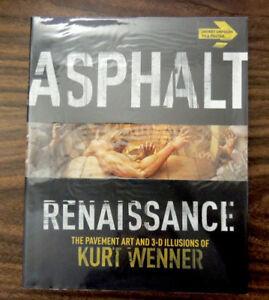 The Pavement Art of Kurt Wenner Asphalt Renaissance NEW