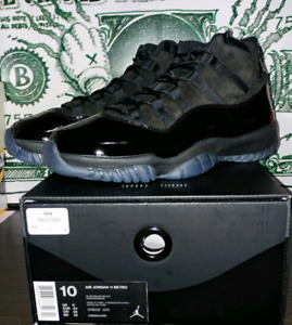 New Size 10 Nike Air Jordan 11 XI Retro - Cap and Gown