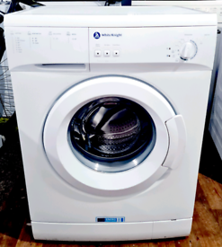 White Knight Washing Machine - Free local delivery and fitting