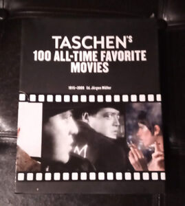 Taschen's 100 All-Time Favorite Movies Two-Book Boxset