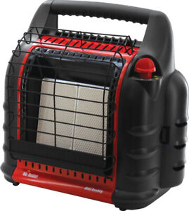 Big Buddy Propane hunting / camping heater - new never used