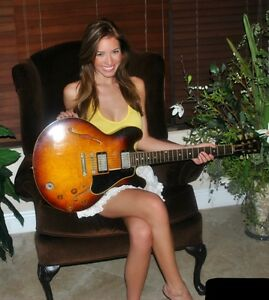 GIBSON LES PAUL'S,  SG'S AND MORE!
