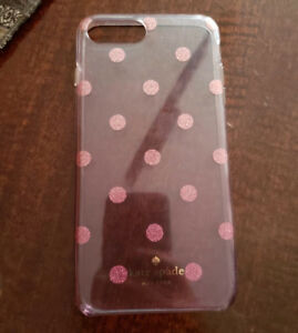 brand new condition Kate spade phone case for iPhone 8 plus