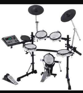 Electronic drum set, Roland percussion Td-3