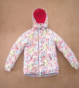Girls Winter and Spring Jackets, Clothes - 10, 12, 14