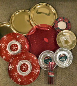 Holiday Hosting Supplies