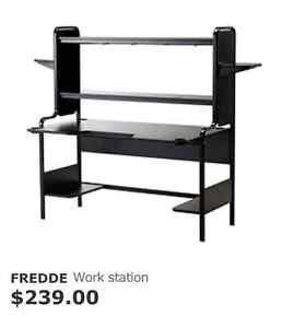 BRAND NEW MULTIFUNCTIONAL IKEA OFFICE DESK !! ONLY $200!!!