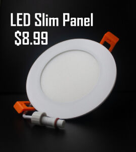 LED Pot lights for sale!