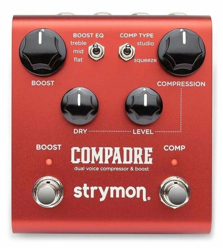 Strymon Compadre Boost/ Compressor *New In Box* Free shipping in the USA
