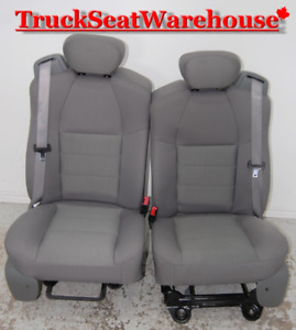 Ford 07 F250 Superduty Bucket Seats F350 F450