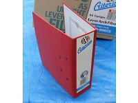 LEVER ARCH FILES - A5 Size - NEW