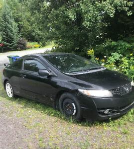Honda Civic si 2009 a vendre (négociable)