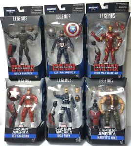 Marvel Legends BAF Giant Man Complete MISB