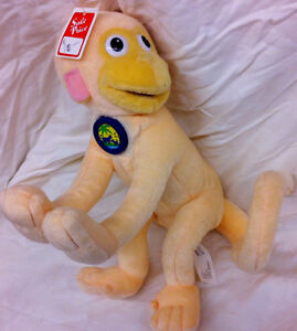 Go Diego Go posable talking plush MONKEY