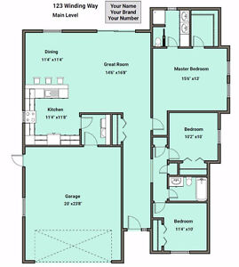 Make your listing stand out with floor plans