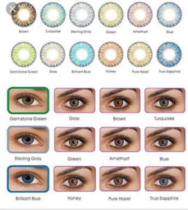 Contact lenses on SALE for the Christmas and New Year season