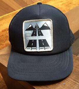 Hat Coquihalla 1984