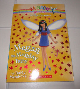 """Rainbow Magic Chapter book """"The Fun Day Fairies"""" ages 6-9"""