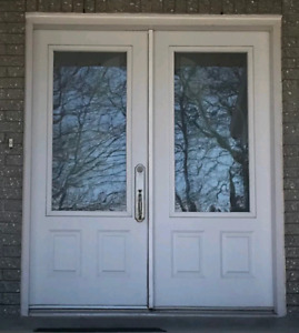 Front Doors (no frame included)
