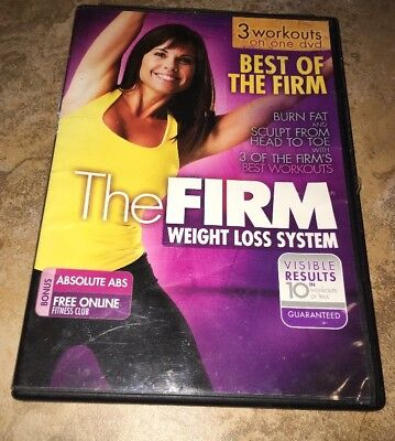 THE BEST OF THE FIRM DVD CLUB DANCE GET CHISEL'D CARDIO DANCE SLIM DOWN
