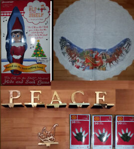 Christmas Stuff -  Lot 2 ($15)