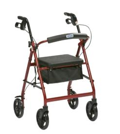 Brand new walking aid four wheel