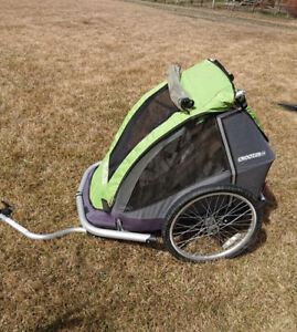 Croozer Bike Trailer/stroller for 2