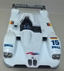 Maisto Diecast Model Car BMW V12 LMR, Winner 24h Le Mans 1999