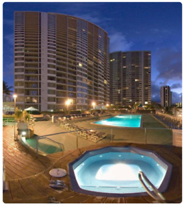 Waikiki  Condo  - Available Feb. 1 - 15, 2020