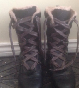 LADIES TIMBERLAND WINTER BOOTS
