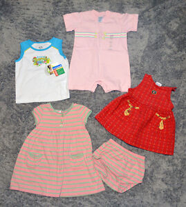 Various clothes for a 12-18 month old, 2 BNWT, 1 vintage Osh Kos