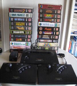WANTED: Neo Geo, Sega Dreamcast and Sega CD games