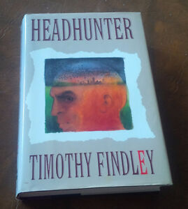 Headhunter, Timothy Findley, 1993