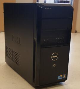 Dell Vostro 430 i7-860 12GBRAM 500GB HDD ATI Radeon 4350
