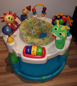 Exersaucer, Baby Swing/Rocker, Mobile, Baby Carrier