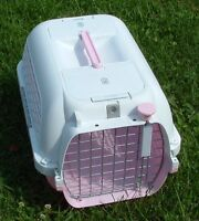 Cat Carrier - also suits a very tiny dog, ferret, rabbit, GP