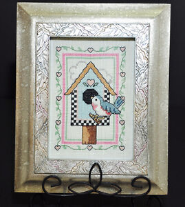 HUGE COLLECTION OF PETIT POINT & NEEDLEPOINT FRAMED WALL ART