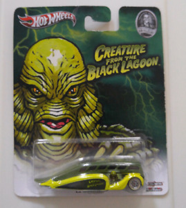 Hot Wheels Creature From The Black Lagoon
