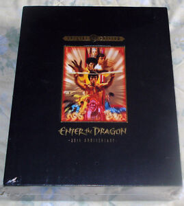 ENTER THE DRAGON (coffret vhs special edition)