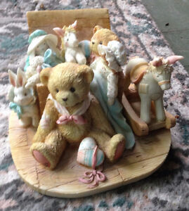 Cherished Teddies -Christopher -Old Friends are the Best Friends