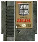 The Legend of Zelda (losse cassette) (Nintendo)