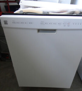 Kenmore Elite White Dishwasher in Great Condition