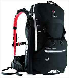 ABS Vario avalanche airbag backpack snowmobiler 15L NEW Revelstoke British Columbia image 1