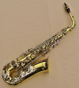 Excellent : . . student / pro YAMAHA ALTO SAX . . will DELIVER !