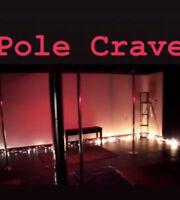 Pole dance private lessons