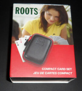 Roots travel card set
