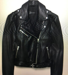 Mackage Rumer leather jacket *brand new*
