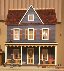 Miniature Doll House 1:12 Collector