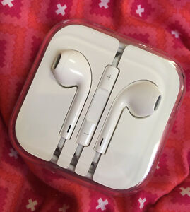 Brand new never opened apple headphones